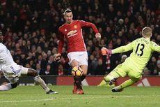 Coba Tahan Ibrahimovic, Kiper Sunderland Cedera