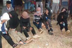 5 Wisatawan Tersesat di Air Terjun Desa Marente, Ditemukan karena Asap Api Unggun