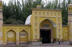 Imam Masjid Pro-pemerintah Tewas Ditikam di Xinjiang