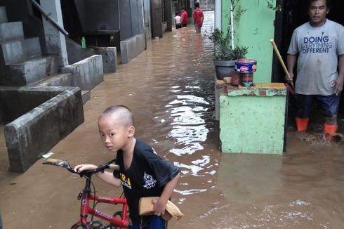 Kampung Pulo dan SMA 8 Terendam Banjir, Pemprov Operasikan Pompa Air