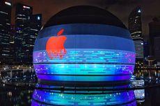 Apple Store Pertama yang Mengapung di Air Akan Dibuka di Singapura