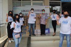 Dukung Tenaga Medis, UBL Donasi APD dan Logistik ke RS Persahabatan