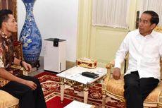Jokowi Minta Televisi Kusrin Dipatenkan