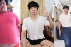 Rutin Jalan Kaki 1-2 Jam Per Hari, Pria Ini Mampu Turunkan Berat Badan 90 Kg