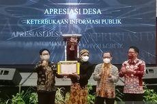 Ini 10 Desa Terbaik di Indonesia dalam Keterbukaan Informasi Publik