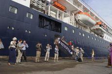 Tips Pelesir Menggunakan Kapal Pesiar Bersama Turis  Lansia