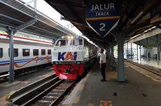 Penumpang Kereta Jarak Jauh dari Jakarta Turun 60 Persen Selama PPKM Darurat dan Level 4