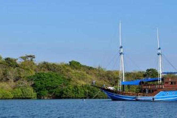 Pulau Menjangan di Taman Nasional Bali Barat.