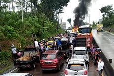 Kasus Mobil Terbakar di Tanjakan, Kenali Penyebabnya