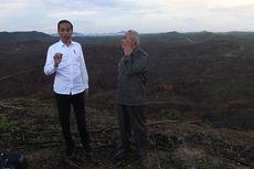 Janji-janji Jokowi untuk Ibu Kota Baru…