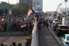 Kembali Turun ke Jalan, Demo Mahasiswa di Berbagai Daerah Berakhir Ricuh. Mana Saja?