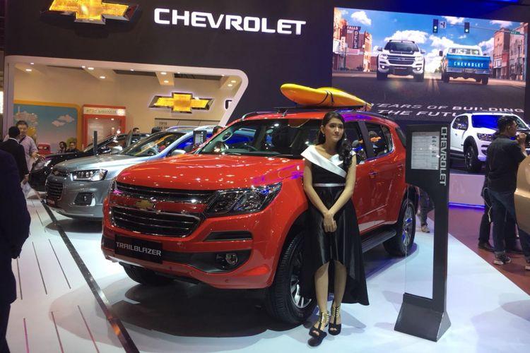 Chevrolet di IIMS 2018.