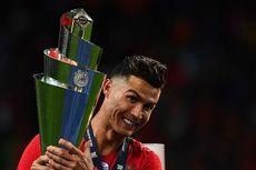 Ronaldo Enggan Berkomentar soal Ballon d'Or