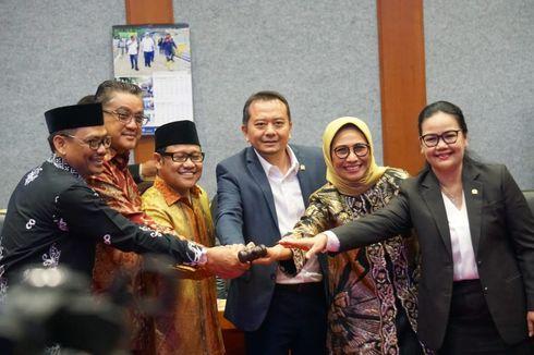 Muhaimin Iskandar: DPR Hadapi Tantangan Baru, Salah Satunya Nadiem Makarim