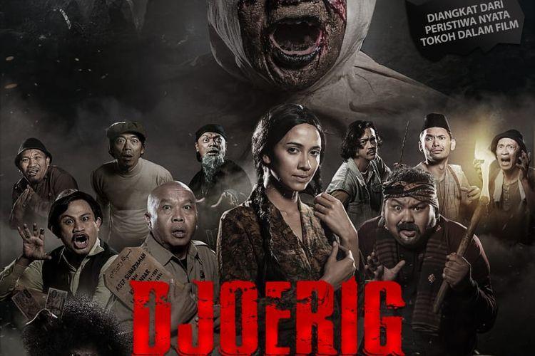 Poster film horor Djoerig Salawe (Sumber: MBK Productions)