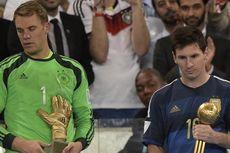 Simpati untuk Lionel Messi