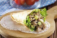 Resep Chicken Shawarma untuk Sahur, Kebab Ayam Khas Timur Tengah