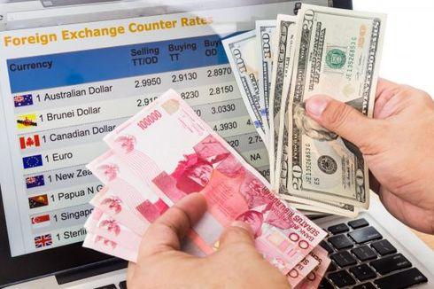 Rupiah Pagi Ini Dibuka Melemah Pada Level Rp 14.097 Per Dollar AS