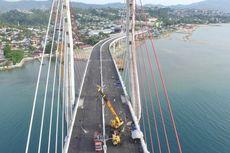 Dengan Adanya Jembatan Merah Putih, ke Bandara Pattimura Hanya 25 Menit