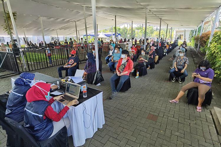 Forum Komunikasi Paguyuban Tatar (FKPT) KBP bekerja sama dengan Town Management KBP dan Dinas Kesehatan (Dinkes) Kabupaten Bandung Barat (KBB).