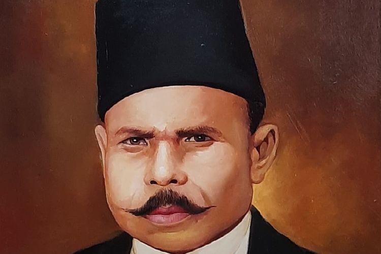 Machmud Singgirei Rumagesan, Pahlawan Nasional Pertama Papua Barat