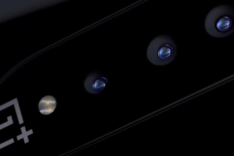 Konsep ponsel Oneplus yang memiliki kamera tersembunyi