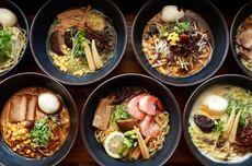 700 Pilihan Makanan untuk Atlet di Olimpiade Tokyo, Apa Saja?
