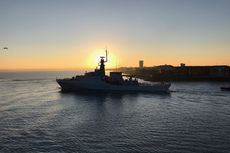 Brexit Resmi Berlaku, Inggris Langsung Siagakan 4 Kapal Patroli Angkatan Laut