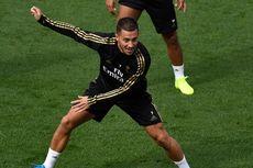 Hazard Cedera Lagi Jelang Real Madrid vs Man City dan El Clasico