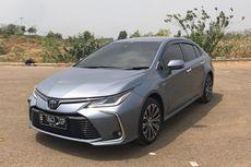 Biaya Servis Corolla Altis Hybrid sampai 5 Tahun, Per Bulan Rp 400.000-an