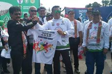 Sosialisasi Asian Para Games di Entikong