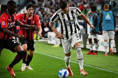 Hasil Liga Italia - Juventus Vs AC Milan Seri, Pasukan Mourinho Kalah