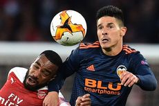 Arsenal Vs Valencia, Emery Sebut Peluang Lolos Masih 50-50