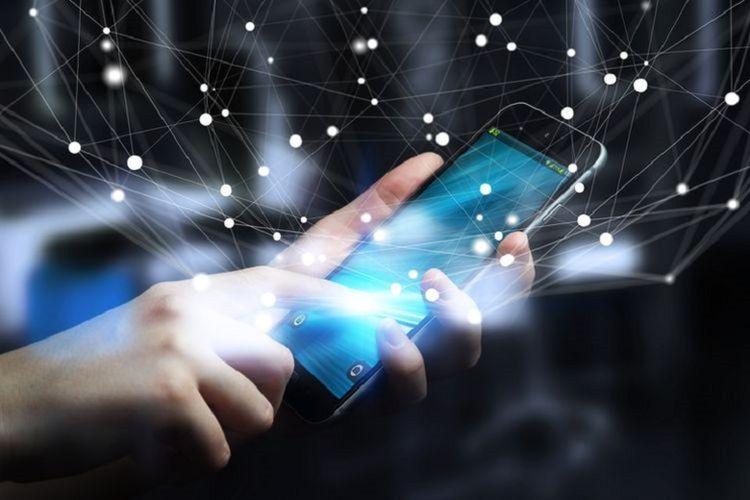 Ilustrasi teknologi digital