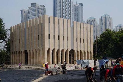 Filosofi Beringin pada Desain Masjid Kantor DPP Golkar, Ingatkan Asal Usul Manusia