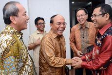 Astra Ajak Menteri Perindustrian Berkunjung ke Fasilitas Produksi Otomotif