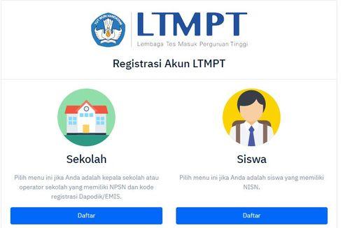 Registrasi Akun LTMPT Dibuka Hari Ini, Berikut Jadwal dan Tahapan SNMPTN 2021