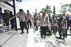 Pembakaran Kantor Bupati Waropen Diduga Terencana, Polisi Tahan Koordinator Massa