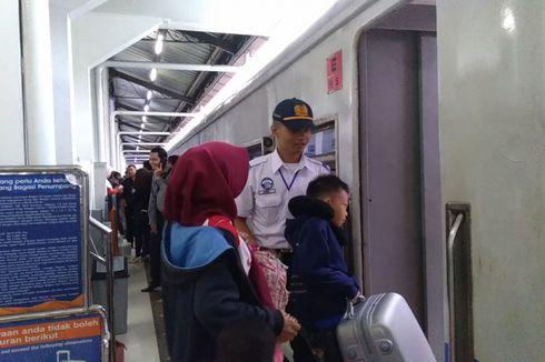 Okupansi KA Galunggung Bandung-Tasikmalaya Lebih dari 100 Persen