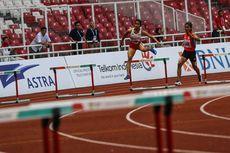 Hasil Atletik Olimpiade Tokyo 2020 - Laju Alvin Tehupeiory Terhenti