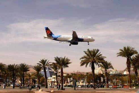 Bandara Israel di Laut Merah Ditutup karena Soal Keamanan