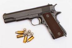 Polisi Sita Pistol Pria