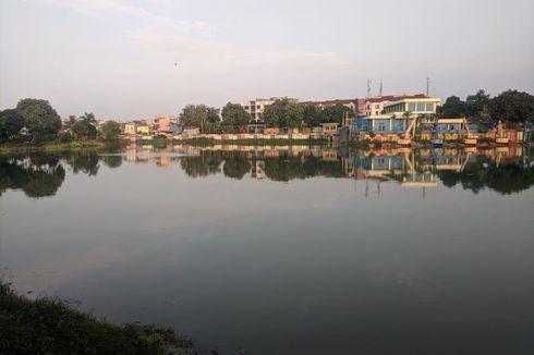 Kondisi Danau Sunter yang Pernah Jadi Arena Tanding Menteri Susi Vs Sandiaga