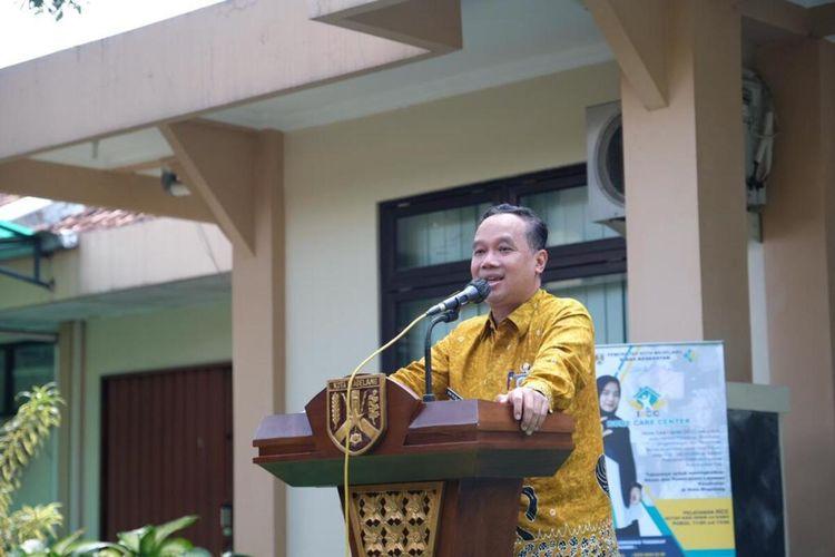 Wali Kota Magelang, dr. Muchamad Nur Aziz .