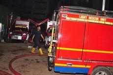 Kebakaran di Plaza UOB, yang Terbakar adalah Trafo