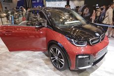 Spesifikasi Mobil Listrik BMW i3s