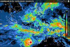 BMKG: Siang Ini, Mayoritas Jakarta Berawan, Bekasi dan Tangerang Hujan Lokal