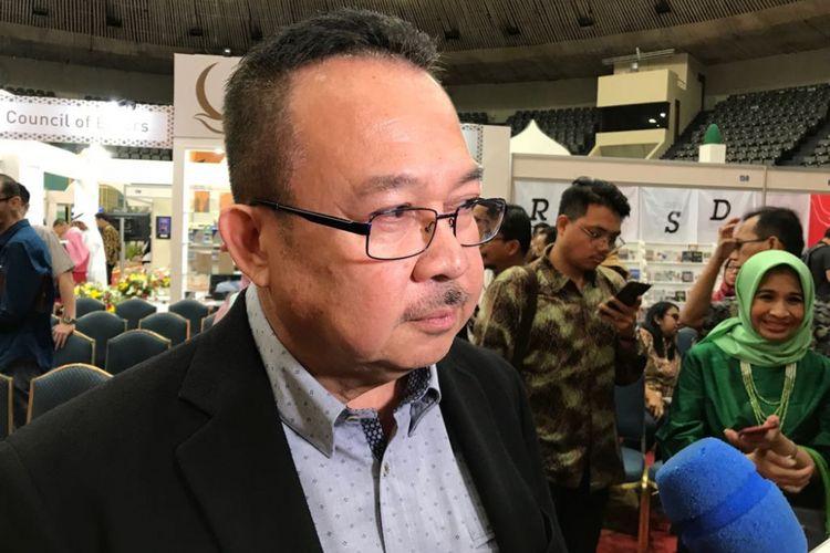 Guru Besar Fakultas Ekonomi dan Bisnis Universitas Indonesia Rhenald Kasali