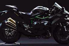 Beginikah Sosok Kawasaki H2 Versi Jalanan?