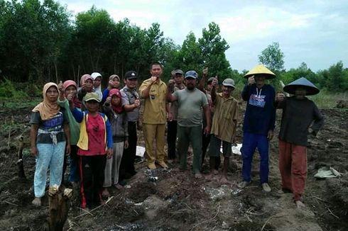 Kisah Desa Sebangau Mulya 3 Tahun Cegah Karhutla dengan Dana Desa